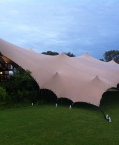 Draping, Tents & Staging